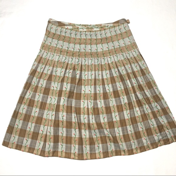Free People Women/'s paradise Printed Skirt Multicolor Size 2